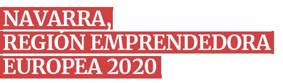 Navarra Región Emprendedora Europea 2020