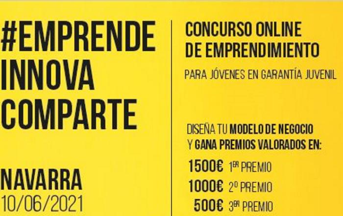 abierto-el-concurso-#emprendeinnovacomparte-navarra