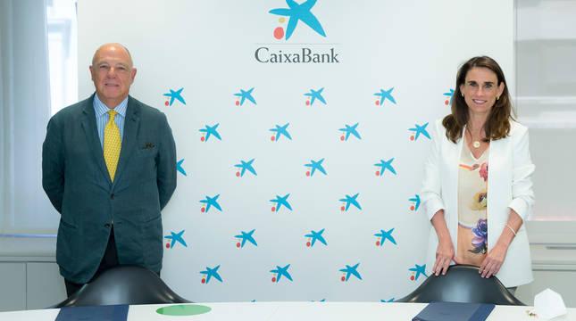 caixabank-y-la-camara-navarra-firman-un-convenio-para-cofinanciar-en-la-comunidad-foral-el-plan-espana-emprende